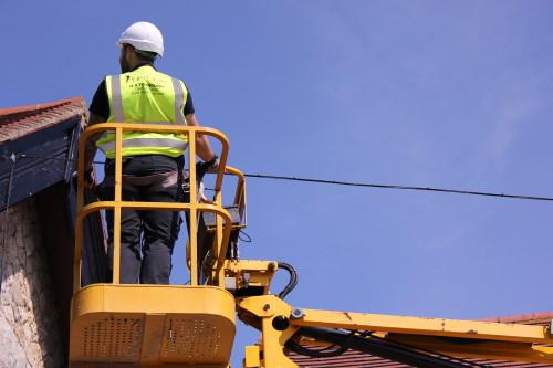 Project Poppy – Cabling Refurbishment at Royal British Legion Village, Aylesford
