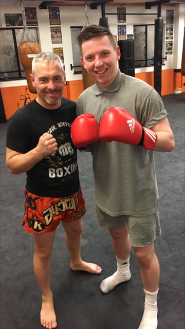 Tinder Sponsor Local Boxer Joe Beer