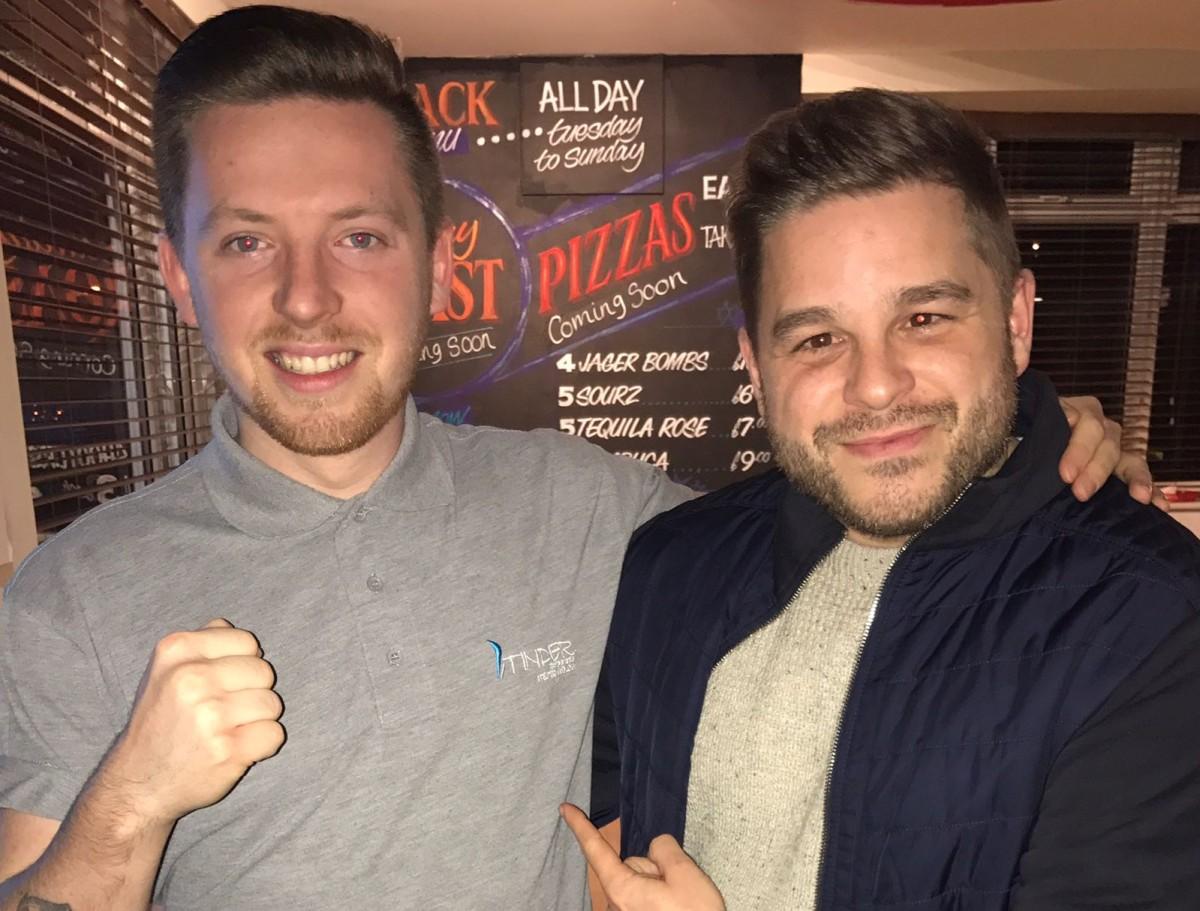 "TC Sponsored Boxer Joe ""Ginger"" Beer Wins"