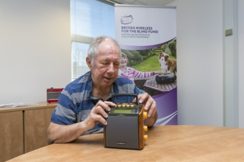 Case Study : British Wireless For The Blind