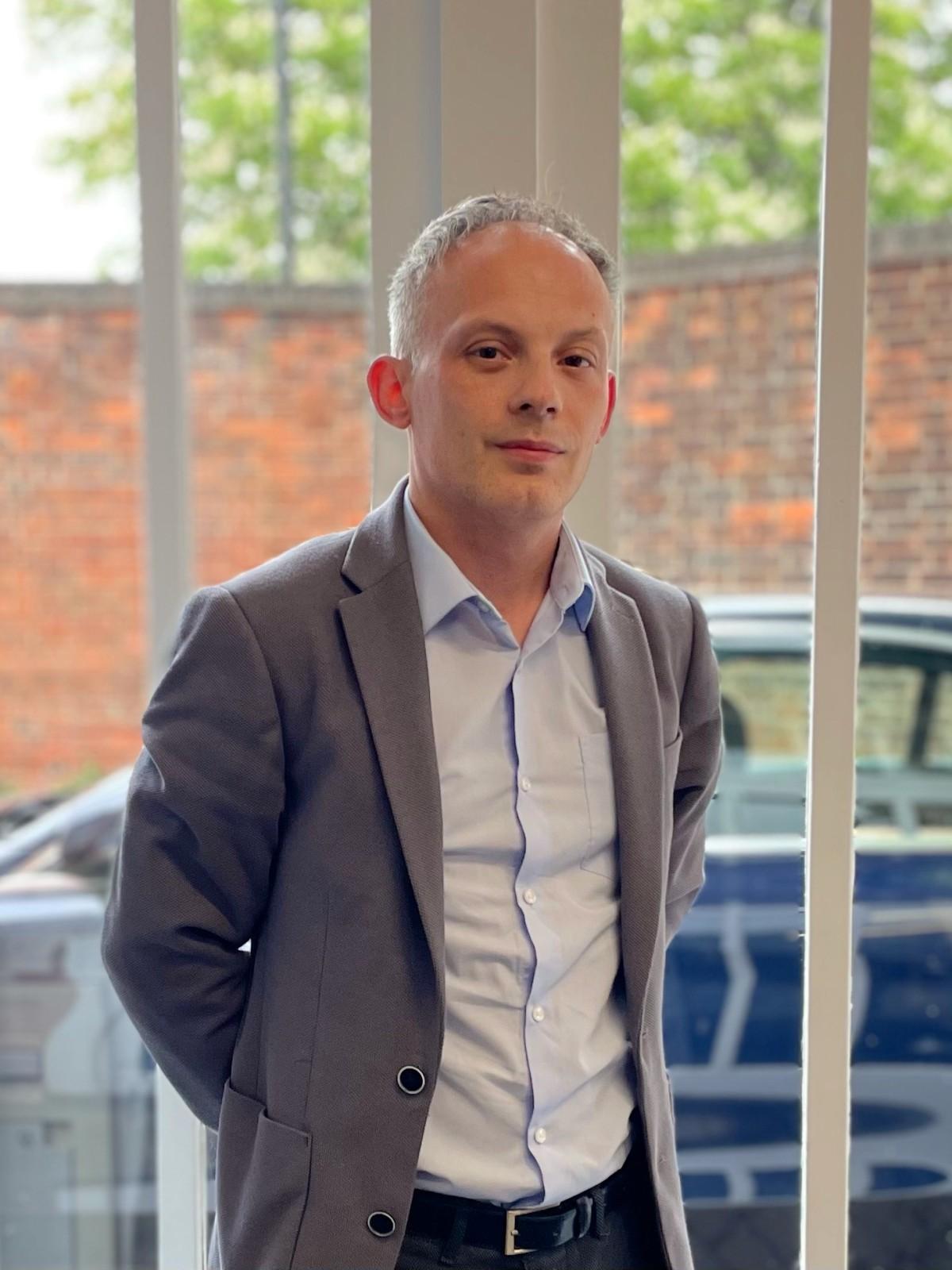 Meet the Team: Darren Wilsonham