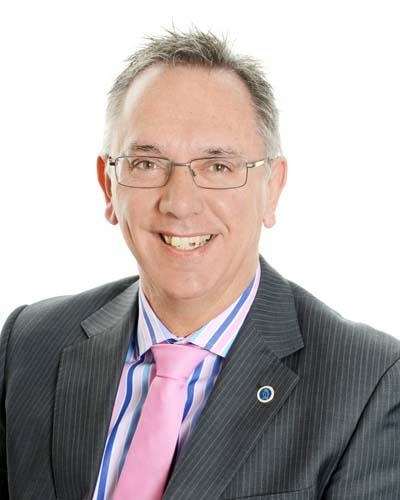 Meet the Team: Terry Roffey
